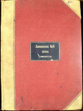 1894 Tax Assessment Roll