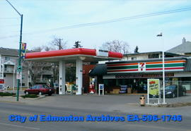 Petro-Canada and 7-Eleven Food Store