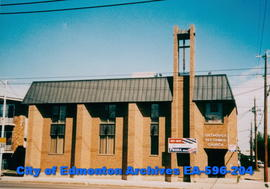 Orthodox Reformed Church, 10324 - 107 Ave.