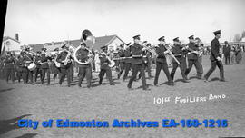 101st Fusiliers Band - Coronation Ceremonies