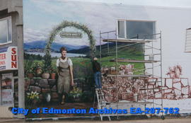 Mural for Grower Direct
