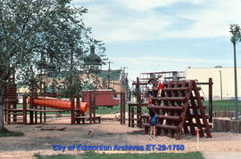 Central McDougall playground