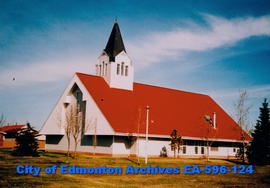First Mill Woods United Church, 15 Grand Meadows Crescent Edmonton