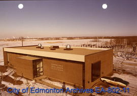 Edmonton Power Lambton Substation