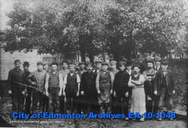 Edmonton Brewery Employees