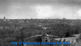 Edmonton from the South Side