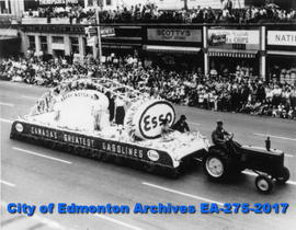 Esso float
