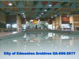 Mill Woods Recreation Centre - interior