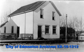 Athabasca Landing Post Office