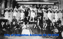 "Edmonton Operatic Society    "" Trial By Jury"""