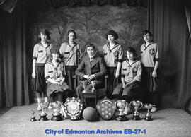 Edmonton Grads Basketball Team