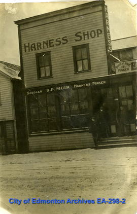Muir Harness Shop