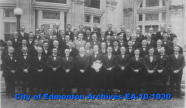 Edmonton Male Chorus  McDougall United Church