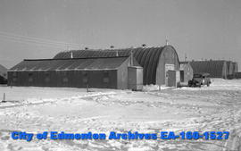 Northwest Service Command Quonset Huts