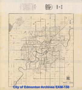 City of Edmonton Truck Route Map and Schedule 1 of Bylaw 3100