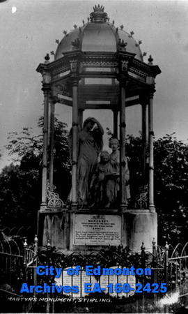 Martyr's Monument, Stirling.