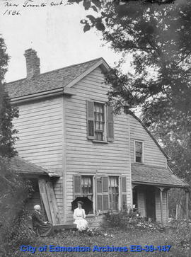 House In Which Wm. Humberstone Was Born