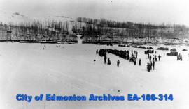 Skiing Competitions - Whitemud Creek