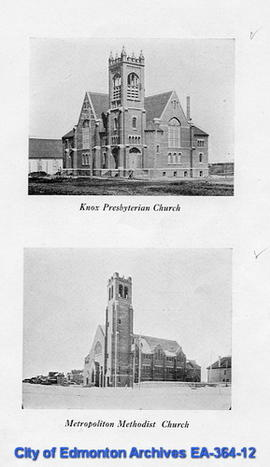 Knox Presbyterian Church and Metropolitan Methodist Church