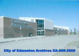 Castle Downs Recreation Centre