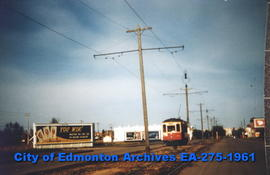 Whyte Avenue - 108 Street (west)