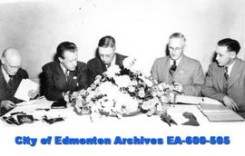 Alberta division of the Allied Florists and Growers of Canada Inc. convention at the Macdonald Ho...
