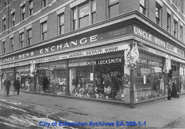 Uncle Ben's Exchange Exterior