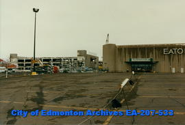 Londonderry Shopping Centre parkade - demolition