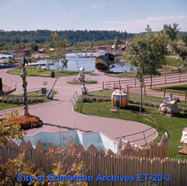 Storyland Valley Zoo Looking Southwest