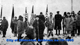 Alaska Highway-Official Canadian-American Opening