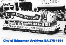 Parade - Exhibition - Calgary Stampede