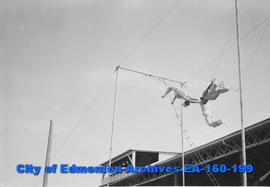 Edmonton Exhibition - Trapeze Act