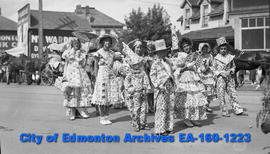 Edmonton Exhibition Parade