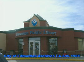 Edmonton Public Library - Riverbend Branch