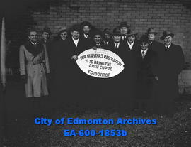 Football resolution to bring Grey Cup to Edmonton.