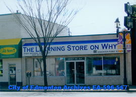Learning Store on Whyte