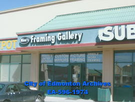 Mina's Framing Gallery