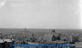 Edmonton - Looking Southwest from Hudson's Bay