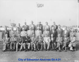 Edmonton Exhibition Board - 1957-58