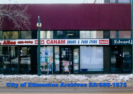 CANAM Smoke and Food Store