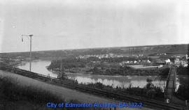 River At Edmonton