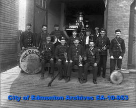 Edmonton Fire Brigade Band