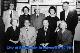 Edmonton Archives & Landmarks Committee