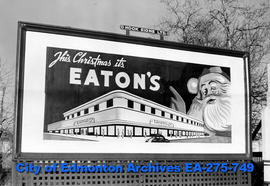 Sign - Eaton's