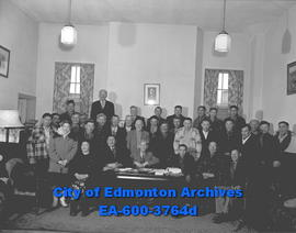Indian Association of Alberta Meeting 1950