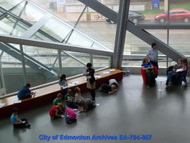 School Group at Art Gallery of Alberta - Image 2 of 5