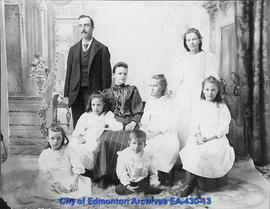 Children of Matthew & Matilda McCauley