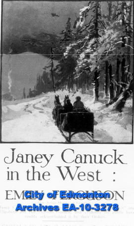 Janey Canuck in the West by Emily Ferguson