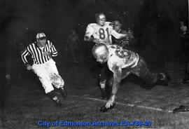 Edmonton Eskimo Football Game