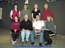 Community Leisure Centres staff at annual strategic planning meeting